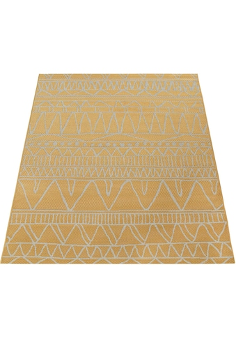 Paco Home Teppich »Illusion 321«, rechteckig, 5 mm Höhe, In- und Outdoor geeignet,... kaufen