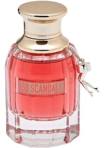 JEAN PAUL GAULTIER Eau de Parfum »So Scandal!« kaufen