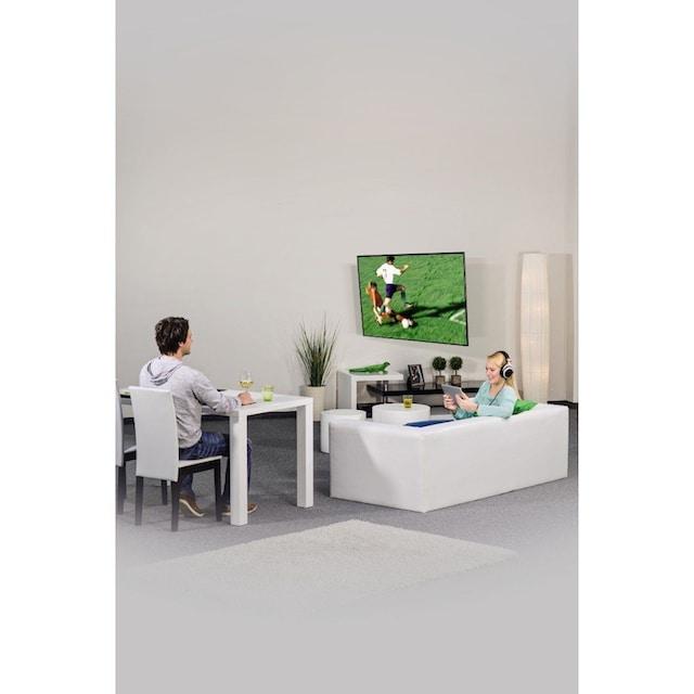 "Hama TV-Wandhalter vollbeweglich 102cm (40 Zoll), 94cm (37 Zoll) »81cm (32""), FULLMOTION«"