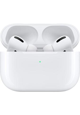 Apple »AirPods Pro mit Wireless Case« In - Ear - Kopfhörer kaufen