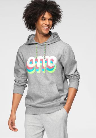 "OTTO Kapuzensweatshirt »OTTO Logo«, ""OTTO"" Logo in 3-D Optik/aus GOTS zertifizierter... kaufen"