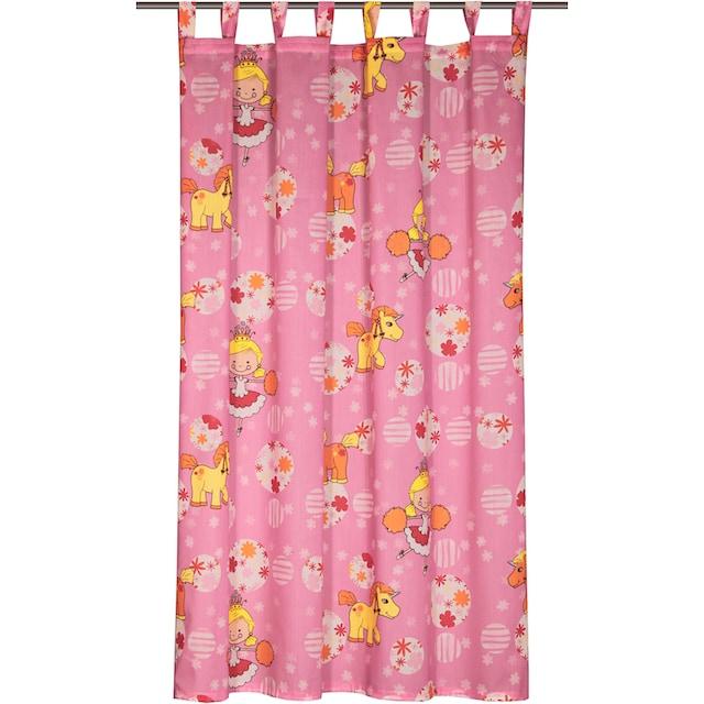 Vorhang, »Einhorn«, , Schlaufen 1 Stück