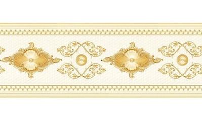 LIVINGWALLS Bordüre »Borte barock glamourös«, mit Ornamenten, Papierträger kaufen