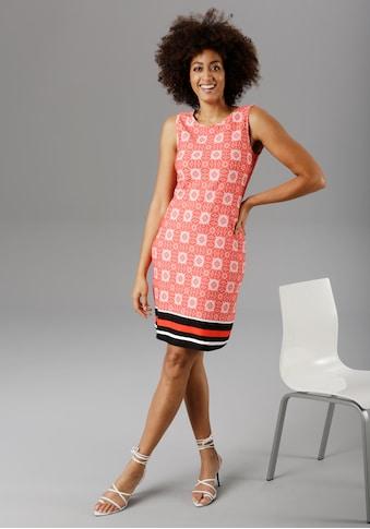 Aniston SELECTED Sommerkleid, im Ornamente-Druck kaufen