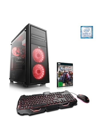 CSL »Speed T7514 Windows 10 Home« Gaming - PC (Intel, Core i7, RTX 2070 SUPER) kaufen