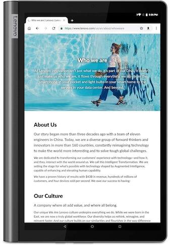 Lenovo Tablet »Lenovo YT-X705F«, ( ) kaufen