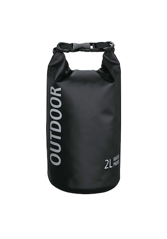 Hama Wasserdichte Outdoor Tasche Packsack mit Rollverschluss kaufen