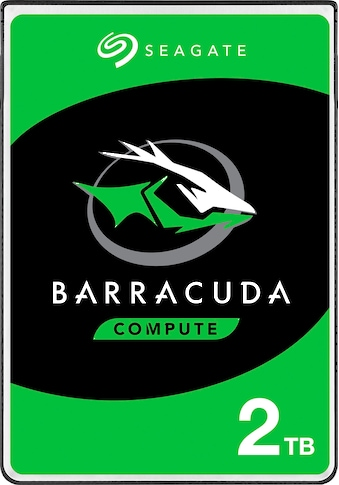 Seagate HDD-Festplatte »BarraCuda Mobile«, Bulk kaufen