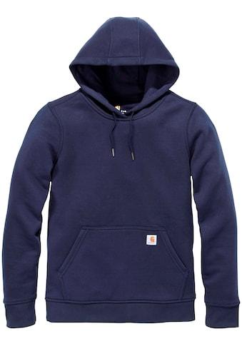 CARHARTT Sweatshirt »Clarksburg«, Damen - Kapuzensweatshirt kaufen