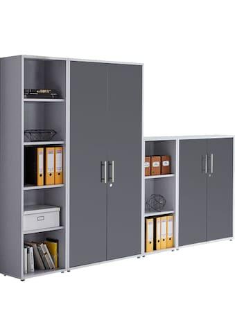 BMG Büro-Set »TABOR 4 hoch«, (Set, 2 St.) kaufen