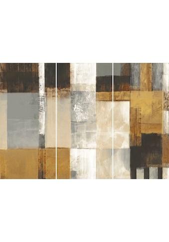 Reinders! Wandbild »Quadrate Abstrakt - Wandbild«, (Set) kaufen