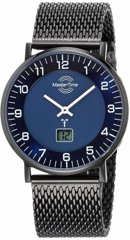 MASTER TIME Funkuhr »MTGS-10559-32M« | Uhren > Funkuhren | MASTER TIME