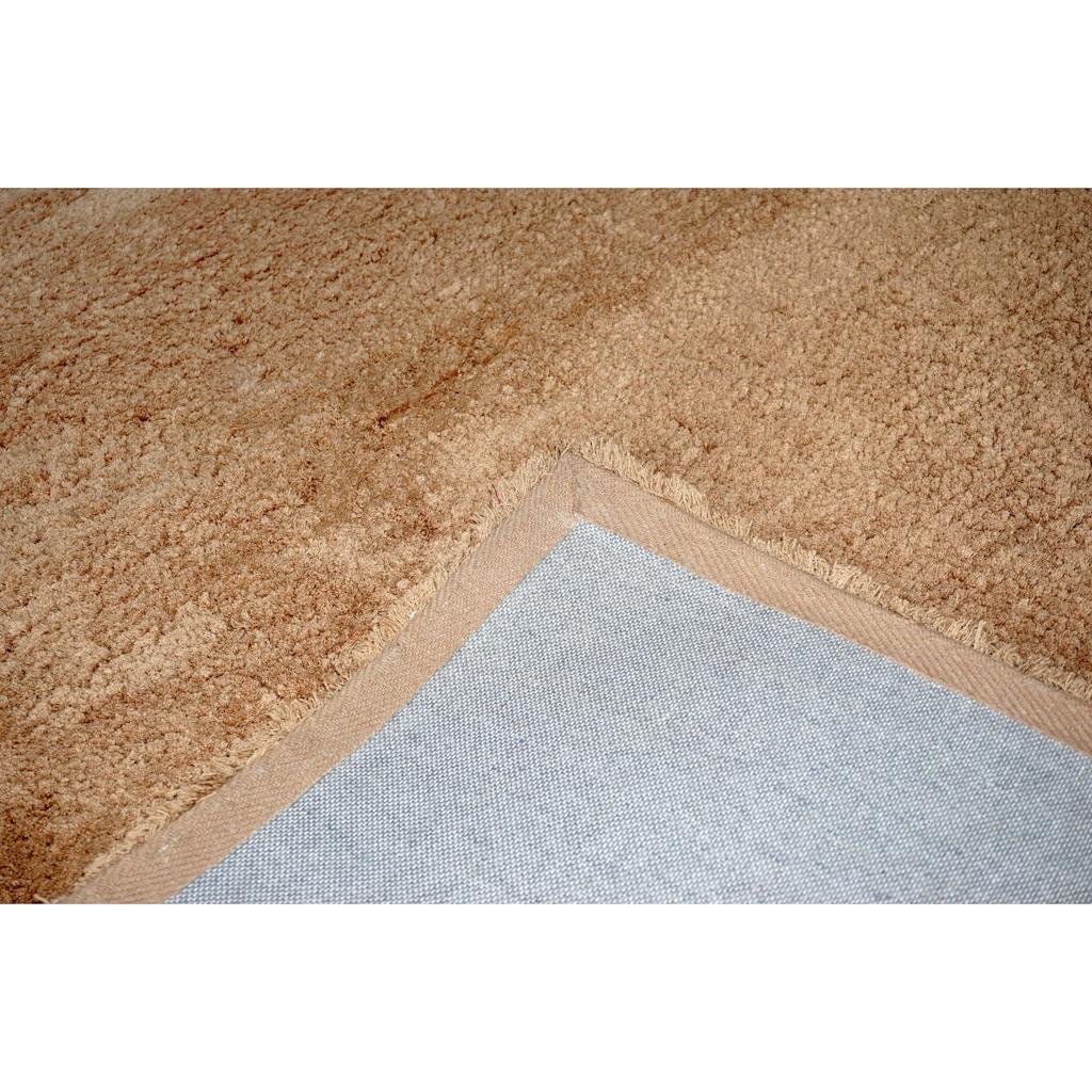 ASTRA Hochflor-Teppich »Livorno Deluxe«, rechteckig, 37 mm Höhe, Besonders weich durch Microfaser