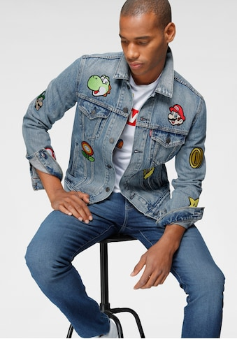 Levi's® Jeansjacke »Nintendo x Levi's®« kaufen