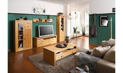 Home affaire Wohnwand »Agave« (Set, 4 - tlg.) kaufen