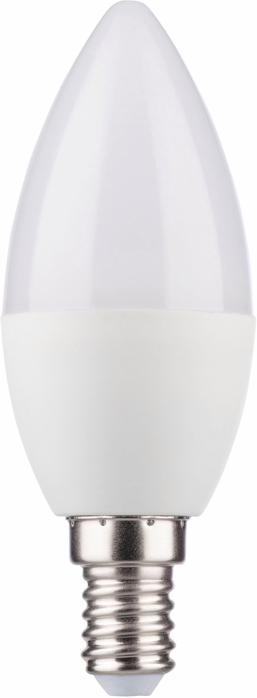 4x MÜLLER-LICHT LED-Leuchtmittel Lampe Kunststoff E27 6W=40W Warmweiß  400007