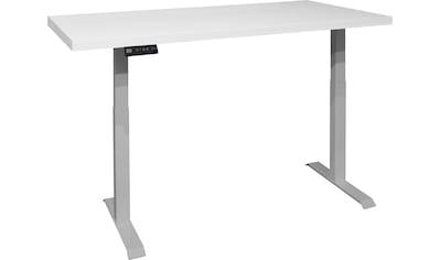 Schreibtisch »Big System Office«, Breite 140 cm, elektrisch höhenverstellbar kaufen