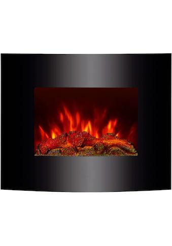 El Fuego Elektrokamin »Aarau«, schwarz, mit Fernbedienung kaufen