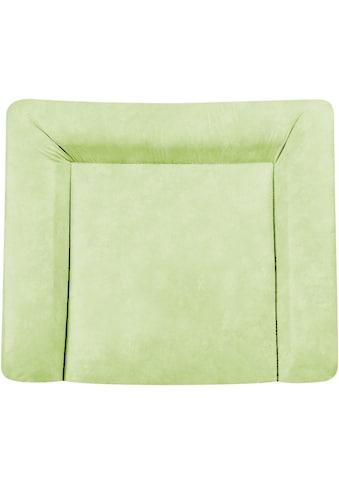 "Zöllner Wickelauflage ""Softy  -  uni grün"", (1 - tlg.) kaufen"