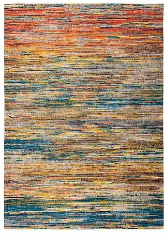 louis de poortere Teppich »SARI«, rechteckig, 3 mm Höhe, Flachgewebe, modernes... kaufen