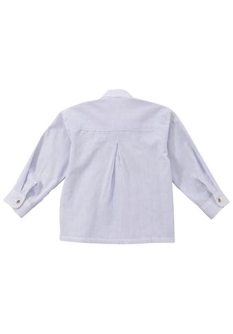 Isar - Trachten Trachtenhemd Kinder in Schlupfform kaufen
