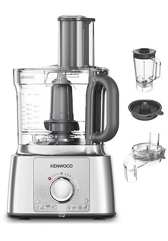 KENWOOD Küchenmaschine »Multipro Express FDP65.820SI«, 1000 W kaufen