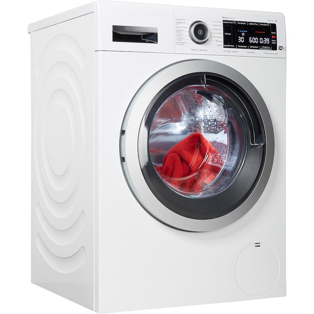 BOSCH Waschmaschine, WAV28MWIN, 9 kg, 1400 U/min