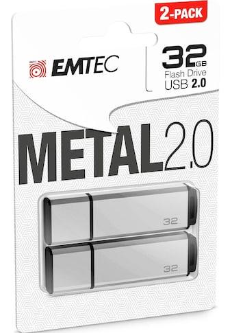 EMTEC »C900« USB - Stick (USB 2.0, Lesegeschwindigkeit maximal 15 MB/s) kaufen
