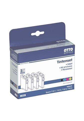 Otto Office Tintenpatrone ersetzt Epson »T1816XL« kaufen