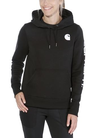 Carhartt Kapuzensweatshirt »CLARKSBURG« kaufen