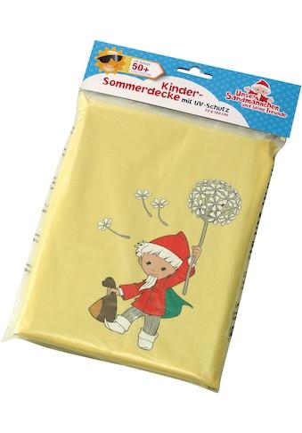 Outdoordecke »Sandmann Sonnenschutzdecke«, Heunec® kaufen