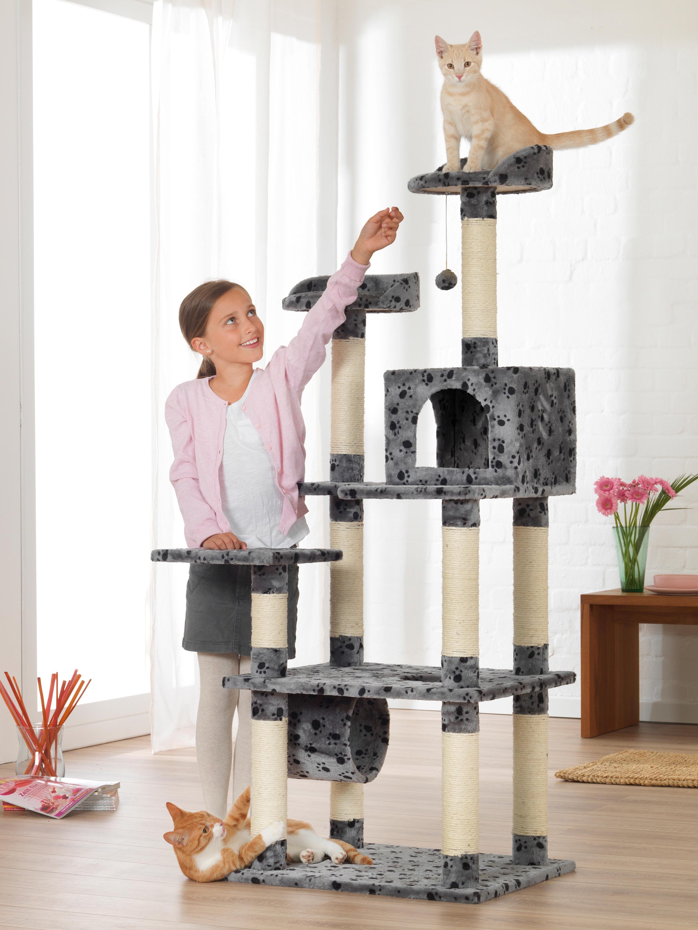 abuki kratzbaum pf tchen auf rechnung kaufen. Black Bedroom Furniture Sets. Home Design Ideas