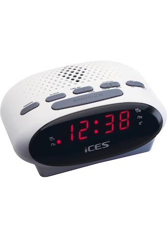 Lenco Radiowecker »iCES ICR-210«, ( ) kaufen