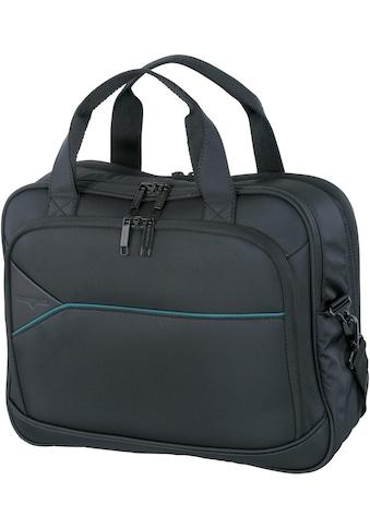 Hardware Flugumhänger »SKYLINE 3000 black/petrol«, mit Laptopfach kaufen
