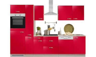 OPTIFIT Küchenzeile »Faro«, mit E-Geräten, Breite 300 cm kaufen