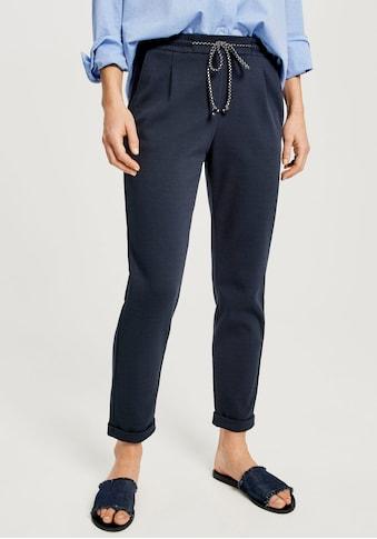OPUS Jogger Pants »Menika«, klassicher Look und trotzdem super komfortabel kaufen