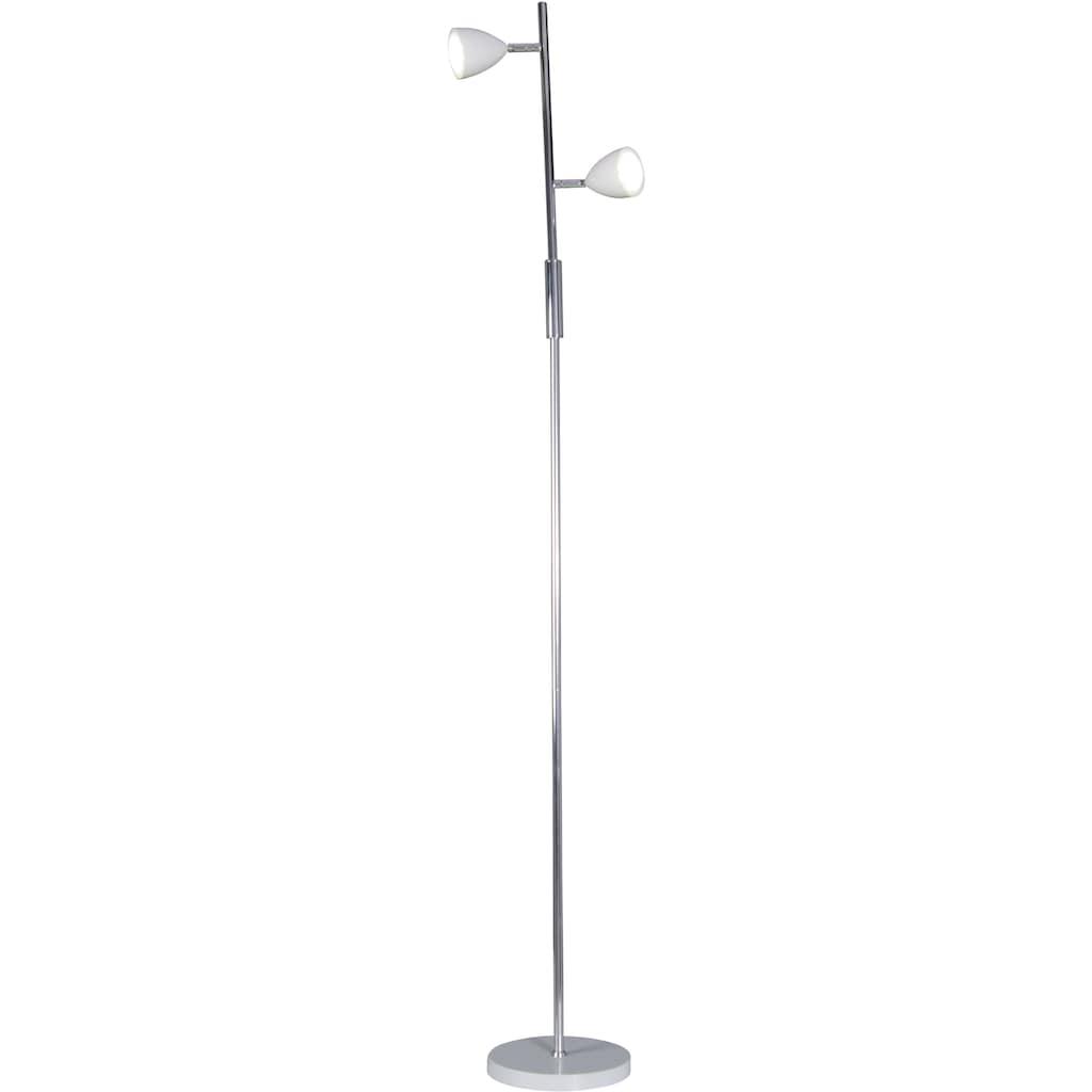 näve LED Stehlampe »AARON«, LED-Board