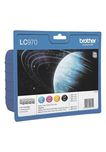 Brother Tintenpatronen - Set »LC - 970VALBPDR« kaufen