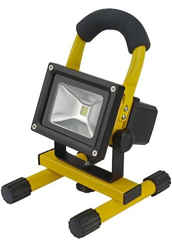 BRUEDER MANNESMANN WERKZEUGE LED - Strahler »Akku«, inkl. Lithium - Ionen - Akku, KFZ - Ladekabel, Steckernetzgerät kaufen