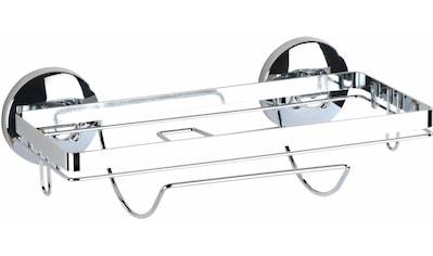 WENKO Wandrollenhalter verchromter Stahl kaufen