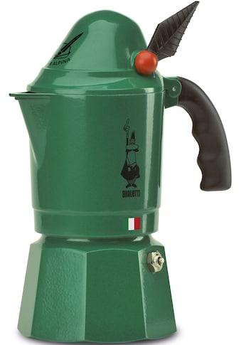 BIALETTI Espressokocher »Break Alpina«, 3 Tassen kaufen