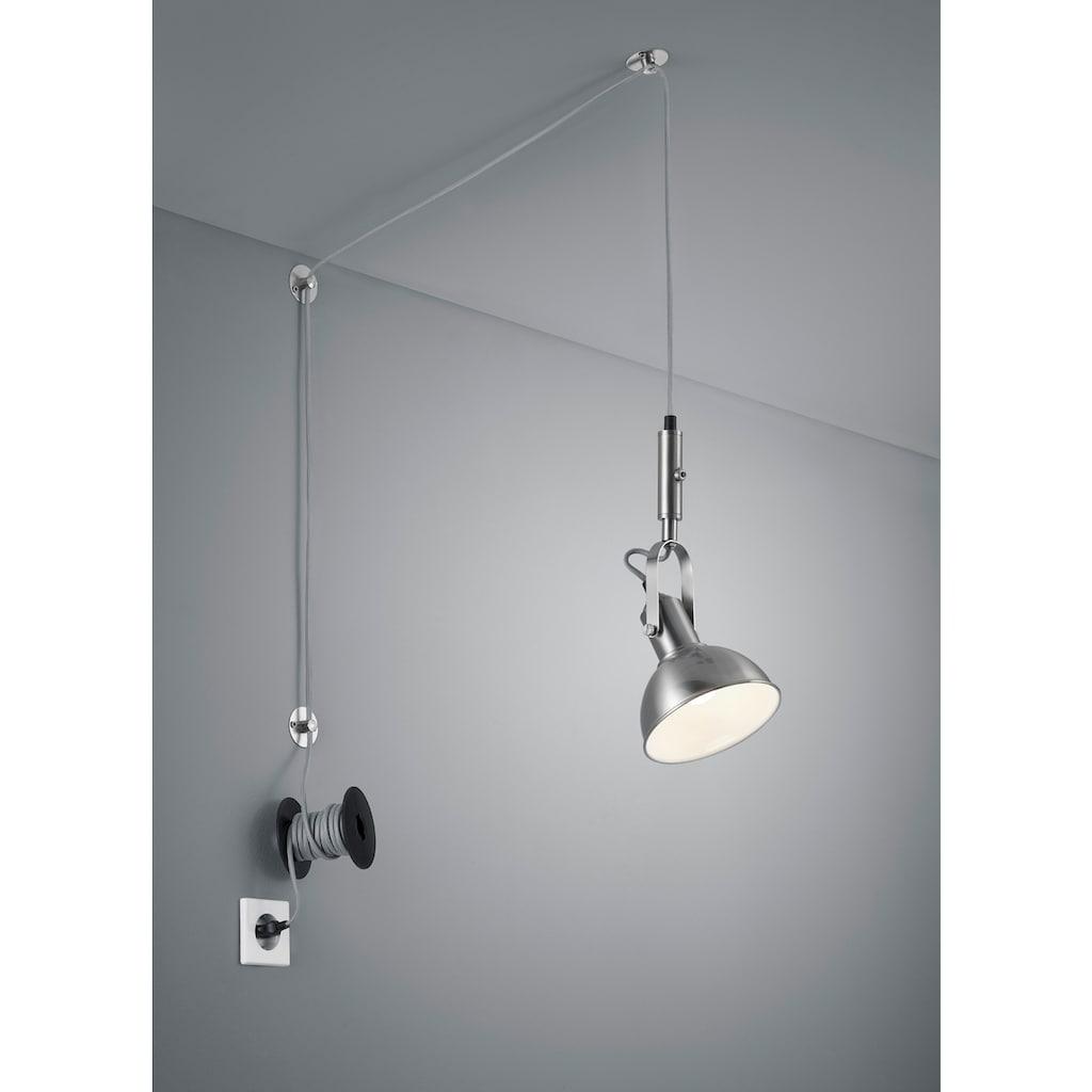 TRIO Leuchten Pendelleuchte »CARLOTTA«, E14, 1 St., Hängeleuchte, Hängelampe