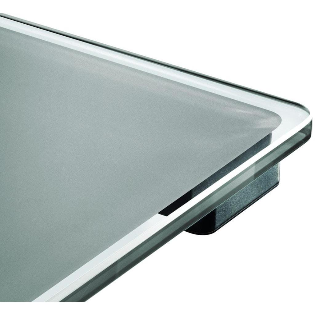 Soehnle Personenwaage »PWD Style Sense Comfort 600«, Glas-Personenwaage mit hohem Komfort