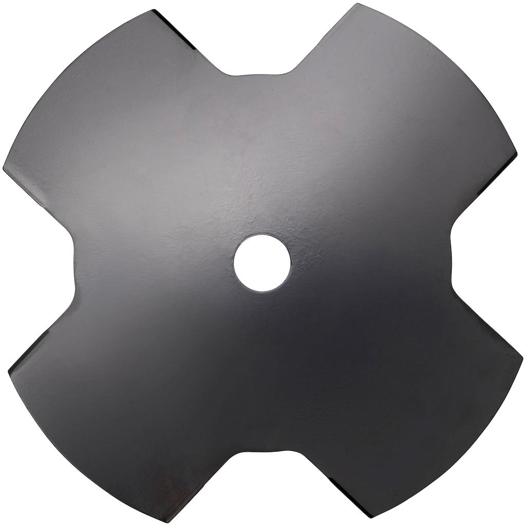GARDENA Motorsensenmesser »BBO011, 00057-76«, 4 St., für Trimmer, Ø 200 mm