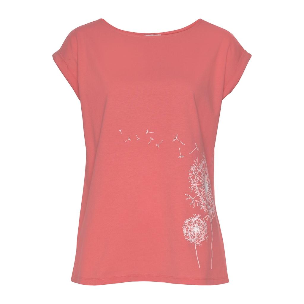 Boysen's T-Shirt, Mit seitlichem Aufdruck