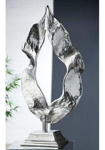 GILDE Dekoobjekt »Skulptur  -  Flamme« (1 Stück) kaufen