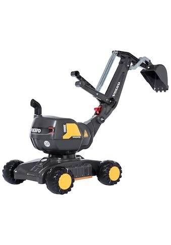 Spielzeug-Aufsitzbagger »Digger Volvo«, BxLxH: 43x102x74 cm kaufen