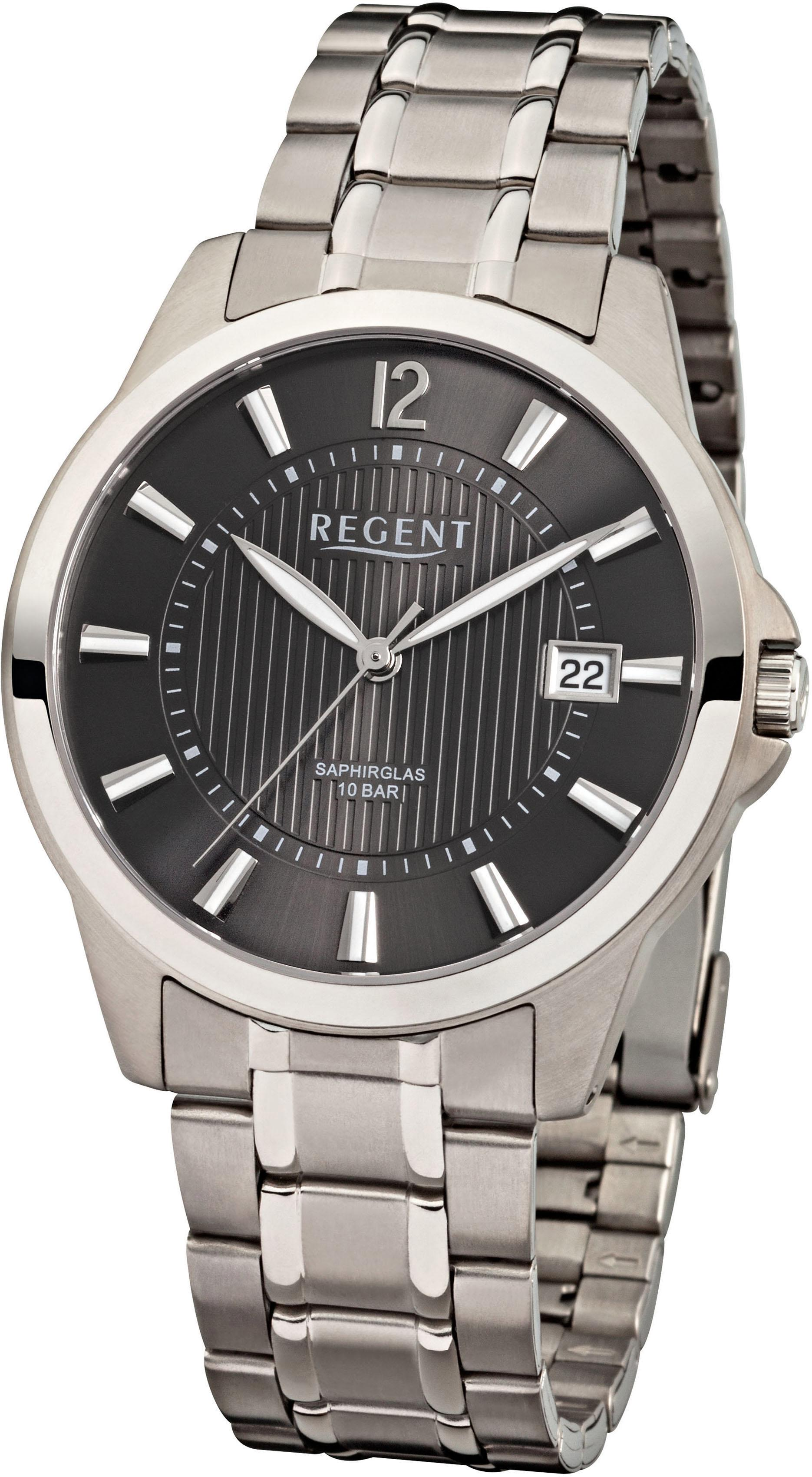 Regent Titanuhr »1768.90.95, F555« | Uhren > Titanuhren | Regent