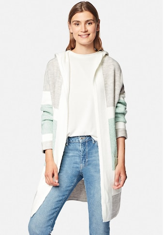 Mavi Cardigan »HOODED CARDIGAN«, im Streifen-Design mit Kapuze kaufen
