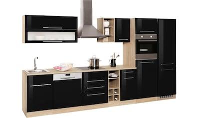 HELD MÖBEL Küchenzeile »Eton«, ohne E-Geräte, Breite 360 cm kaufen